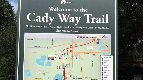 Cady Way Trail